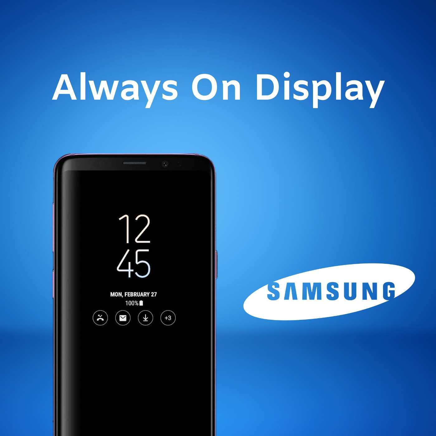 How To Adjust Always On Display Aod Brightness In Samsung Revick